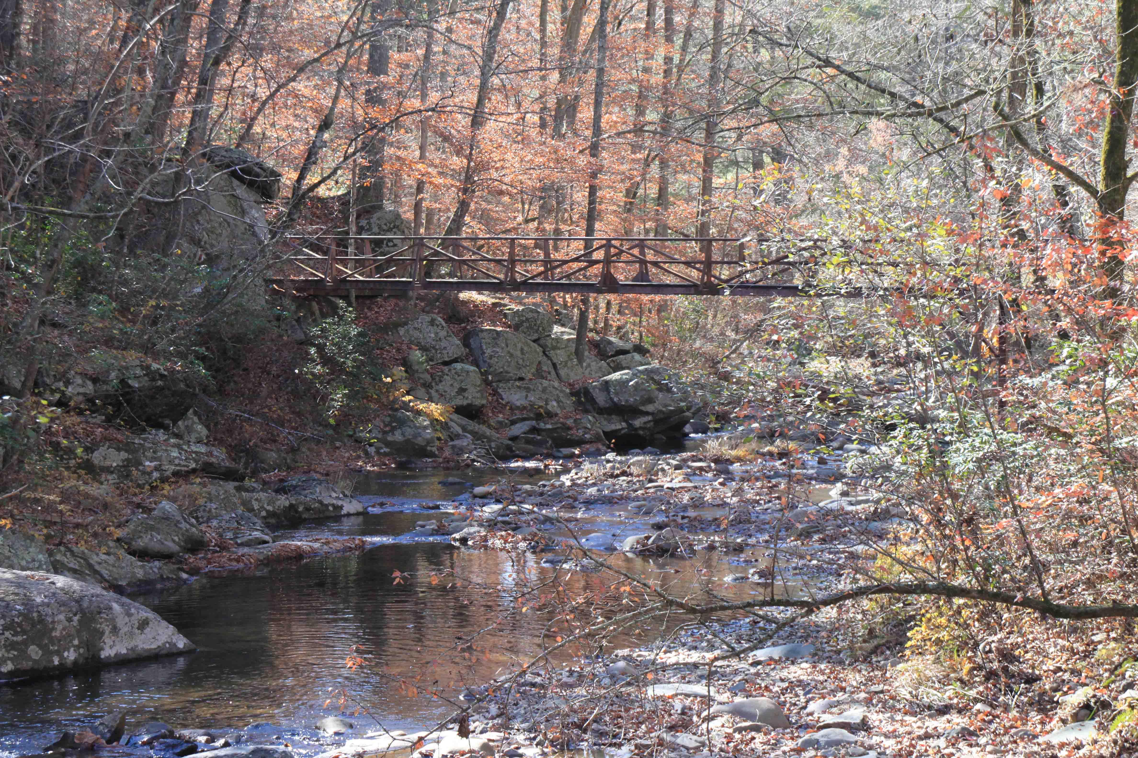 otter creek, blue ridge parkway
