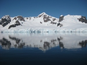 paradise day, antarctica, polar plunge