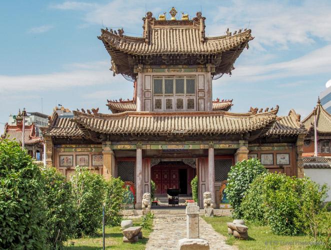 Exploring Ulaanbaatar: Choijin Lama Temple Museum