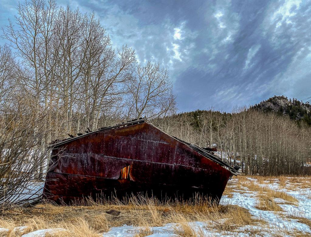 John Frazer Cabin