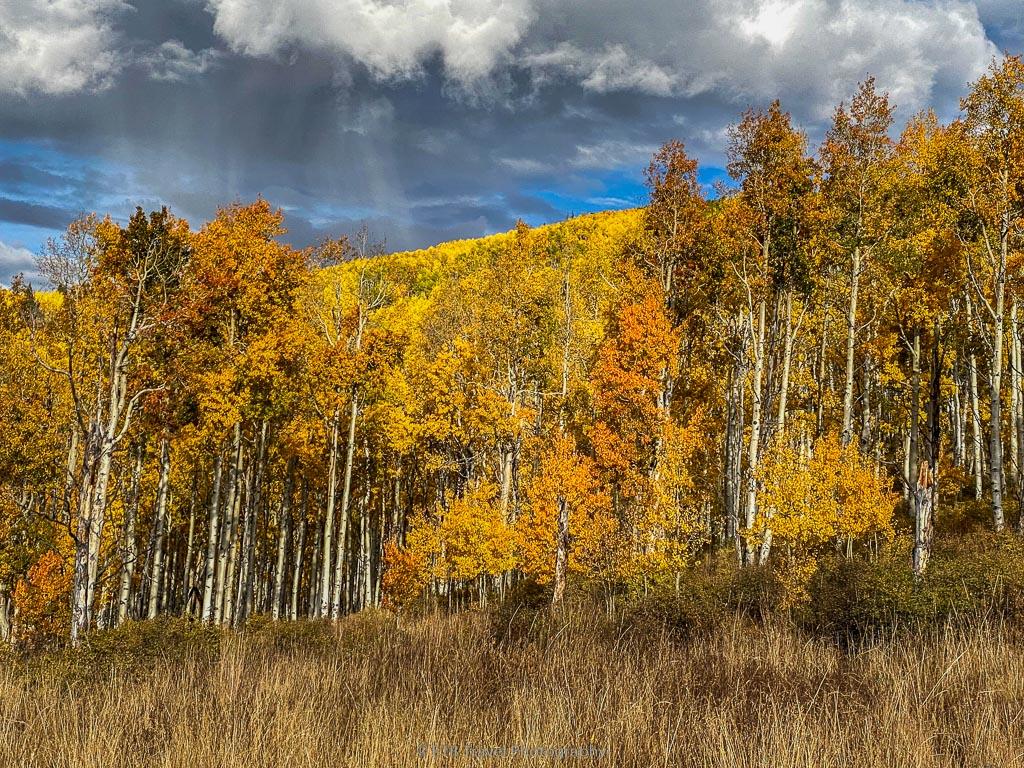 fall hikes near vail
